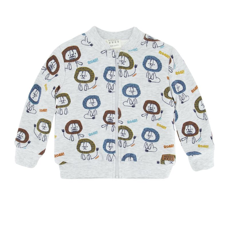 Baby Boys Porter Soft Jacket -  dc0400