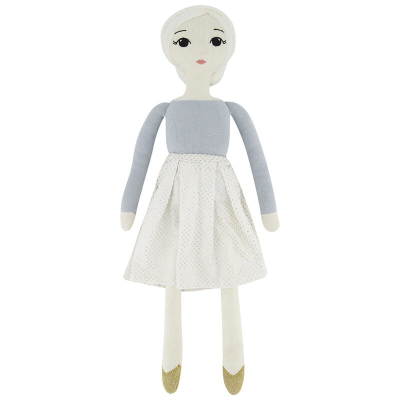 Grey Big Doll Soft T -  silvergrey