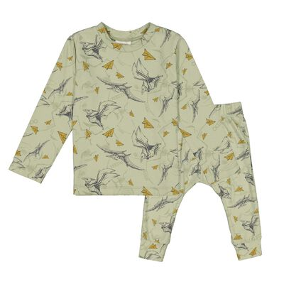 Baby Boys Dino Sleep Set
