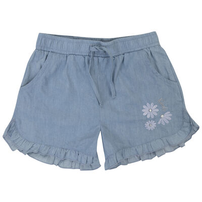Girls Lucy Frill Shorts