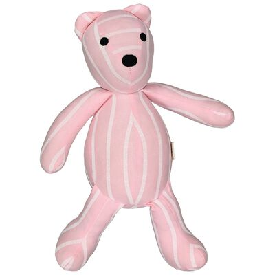 Striped Bear Toy