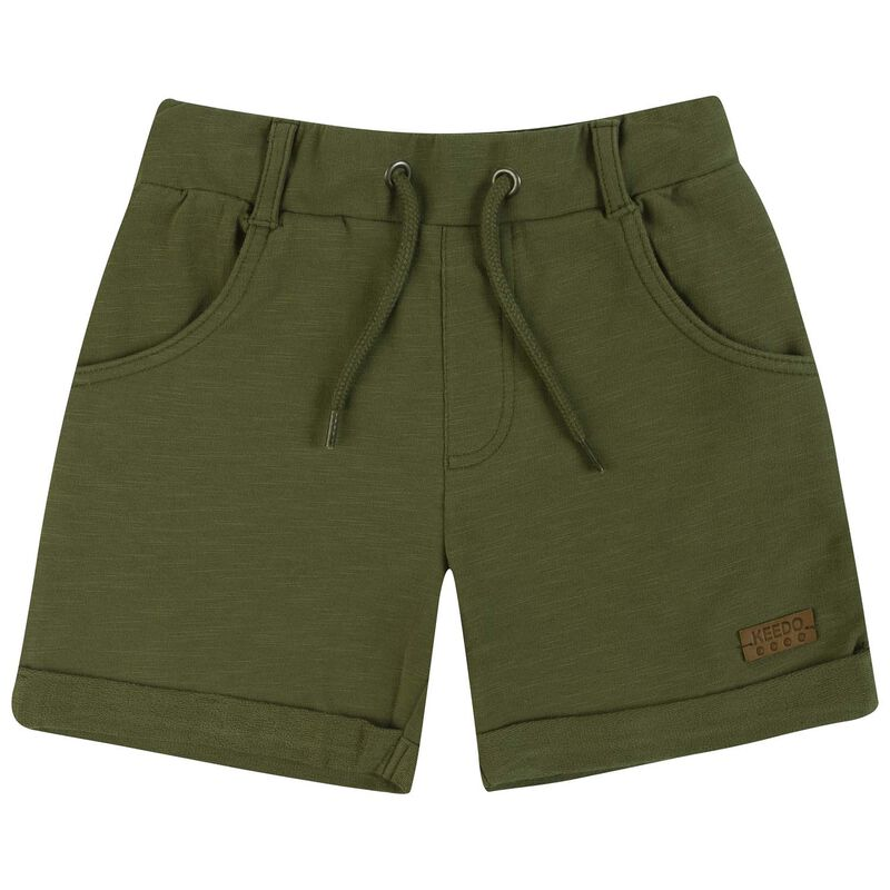 Boys Ted Shorts -  fatigue