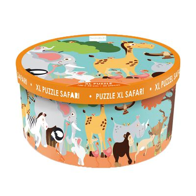 XL Safari Floor Puzzle