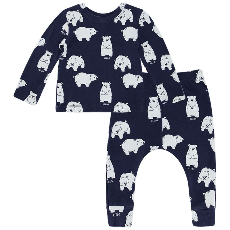 Baby Boys Benji PJ Set -  c57