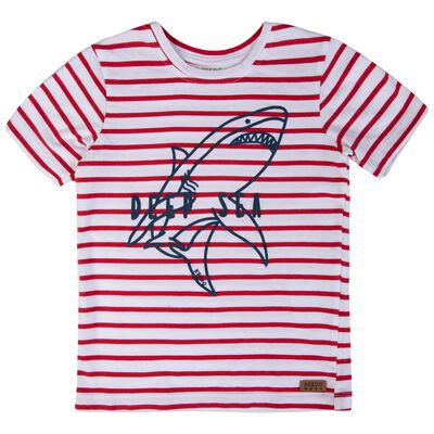 Boys Seb Stripe Tee