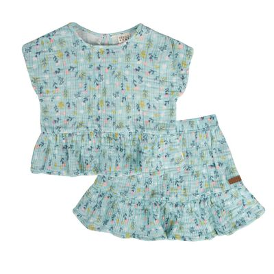 Girls Lena Skirt Set