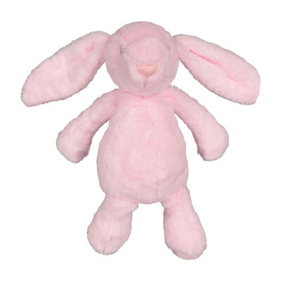 Girls Pale Pink Bunny