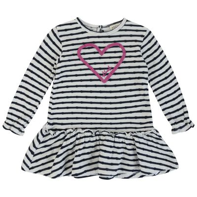 Baby Girls Jessica Stripe Dress