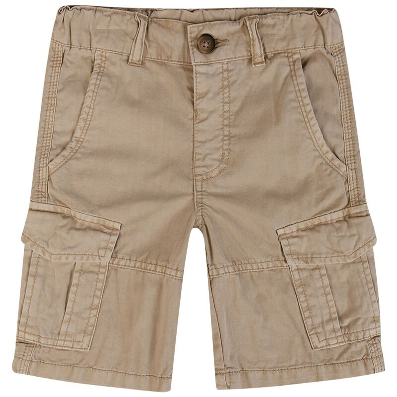 Boys Gabe Shorts -  stone