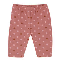 Girls Bess Cycle Shorts -  rust