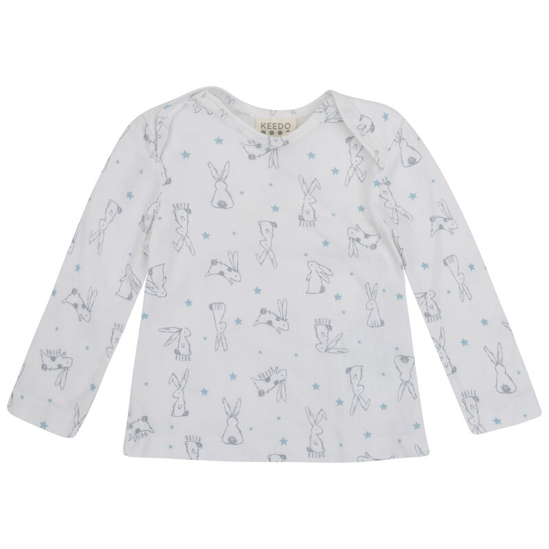 Babies Mopsy Top -  white