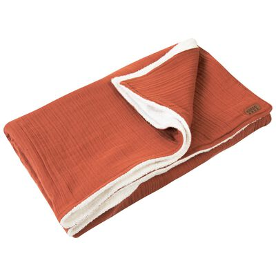 Babies Ross Muslin Towel Blanket