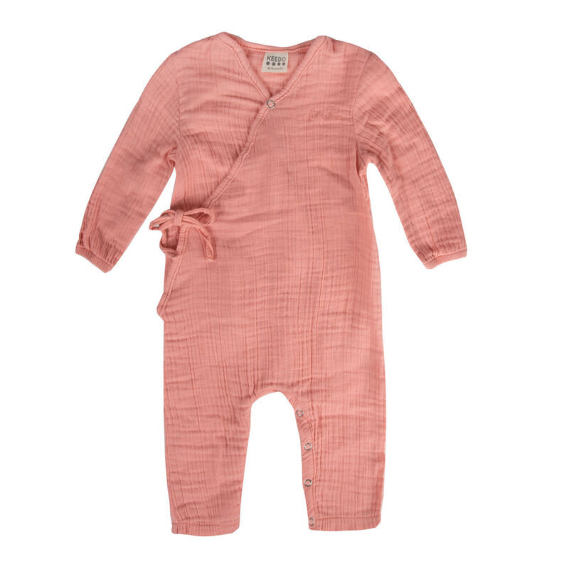 Baby Girls Abby Wrap Grow -  lightpink