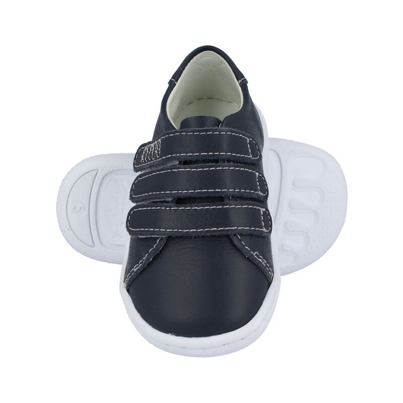 Boys Harper Sneakers -  navy