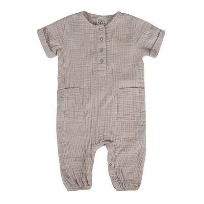 Baby Boys Keagan Muslin Grow