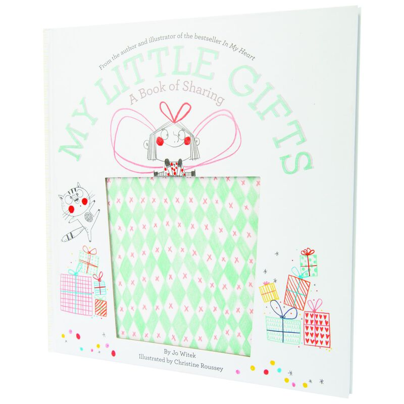 My Little Gifts: A Book Of Sharing -  assorted