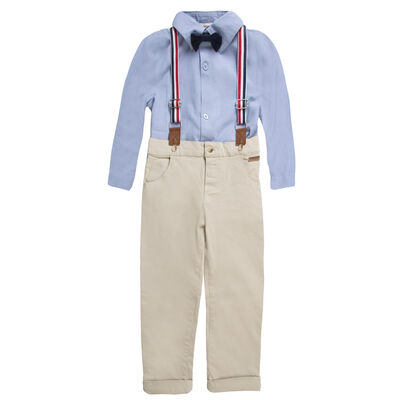 Boys Mitchell Smart Set