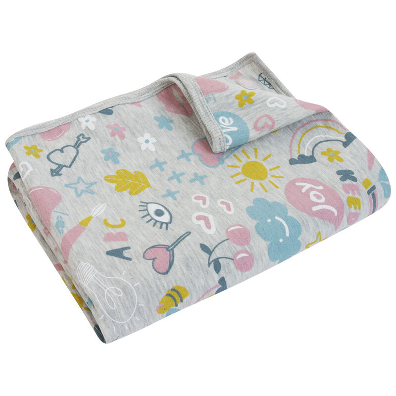Baby Girls Jenny Blanket -  assorted