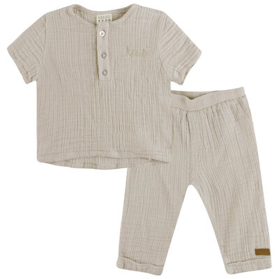 Baby Boys Keagan Muslin Set