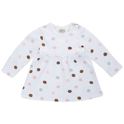 Baby Girls Angie Dot Dress