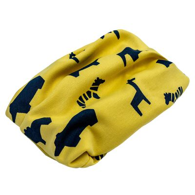 Boys Keedmask Animal Tubular Scarf