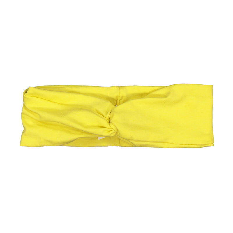 Girls Zest Headband -  yellow