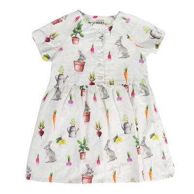 Girls Hallie Garden Dress
