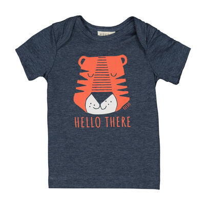 Baby Boys Little Tiger Tee