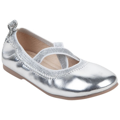 Girls Lisa Ballet Flats