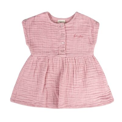 Baby Girls Antonia Muslin Dress