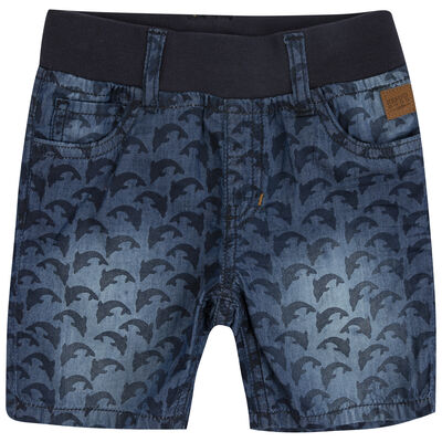 Boys Blake Denim Shorts