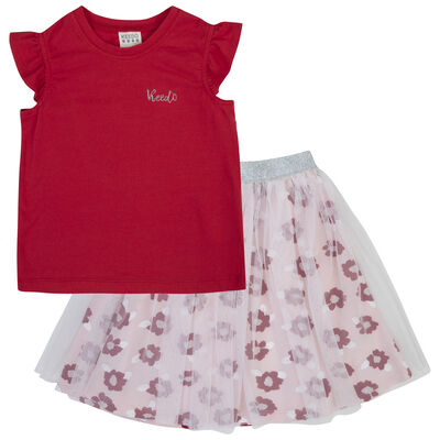 Baby Girls Glitzy Tutu Set