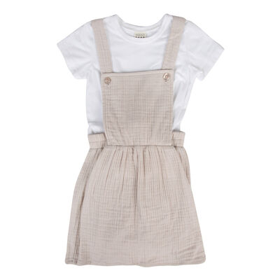 Girls Jane Skirt Dungi Set