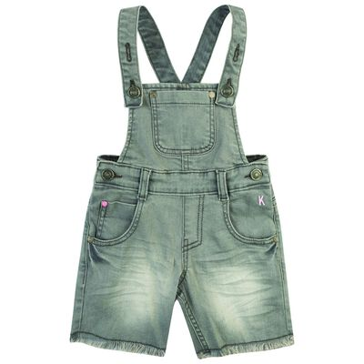 Girls Ella Dungaree