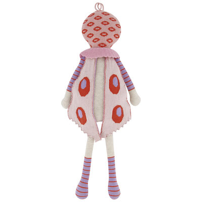 Pink Winged Doll