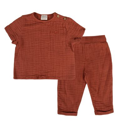Baby Boys Ross Muslin Set