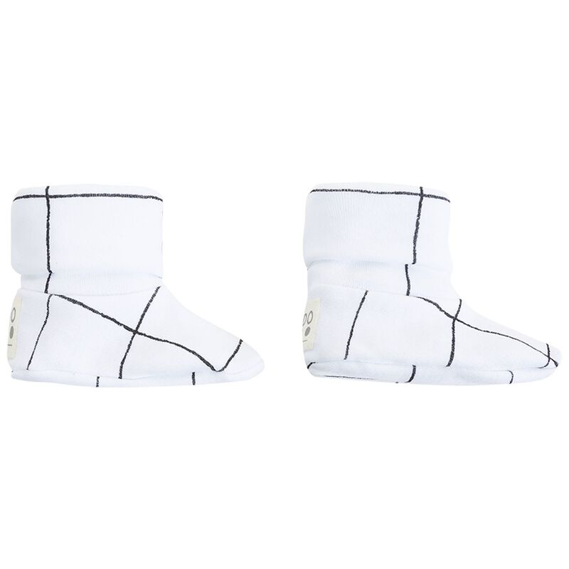 Babies Erin Booties -  white