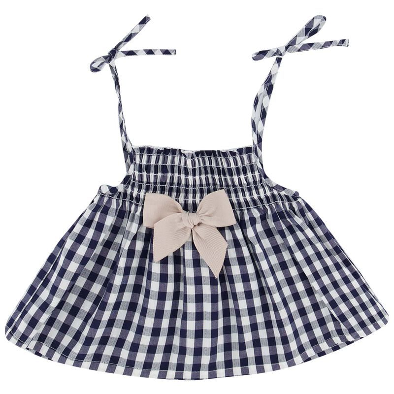 Baby Girls Billie Set -  navy