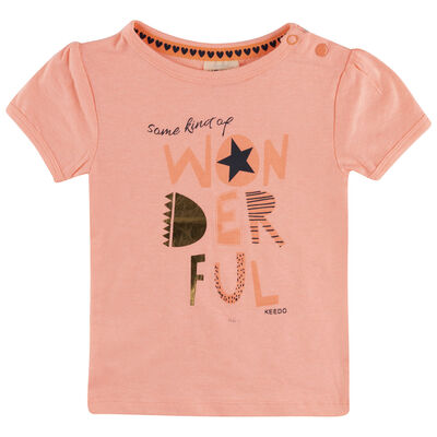 Baby Girls Abigail Tee