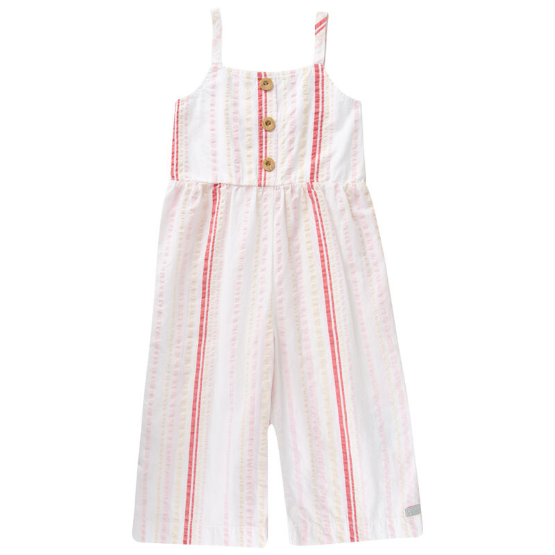 Girls Adrienne Jumpsuit  -  lightpink