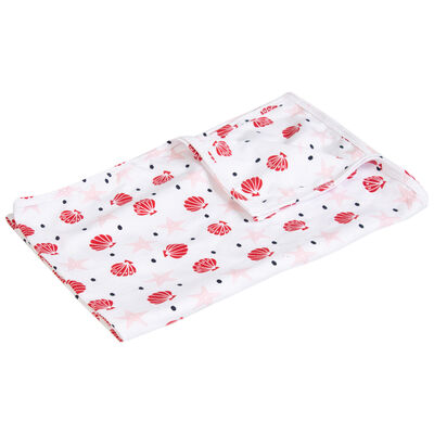 Baby Girls Pansy Blanket