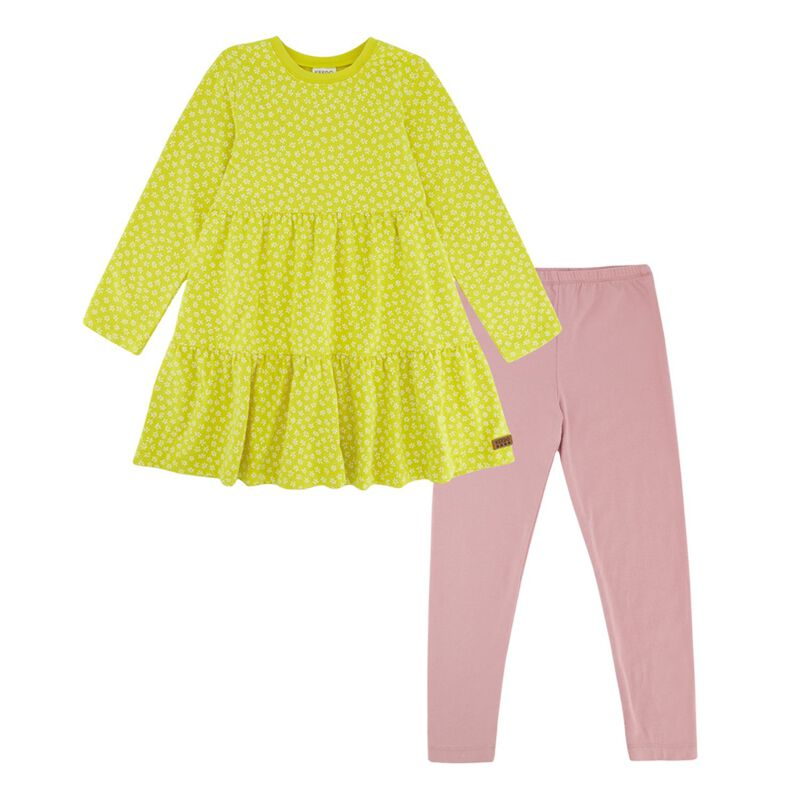 Girls Everly Dress Set  -  dc8800