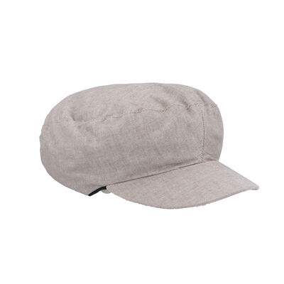Baby Boys Brown Gentlemen Cap