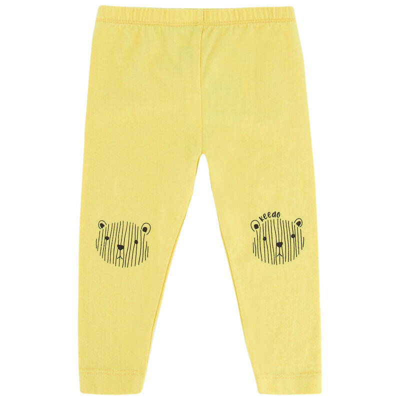 Babies Rey Leggings -  yellow