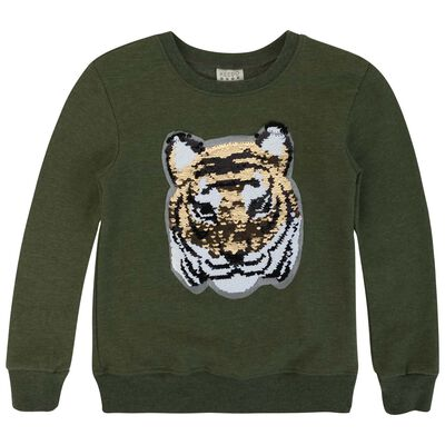 Boys Duncan Sequin Sweater