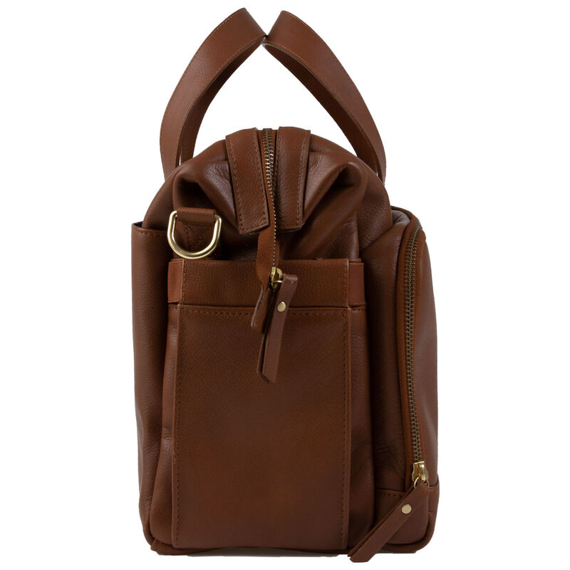 Nappy Sling Bag -  tan