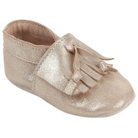 Baby Girls Annabella Soft Sole -  gold