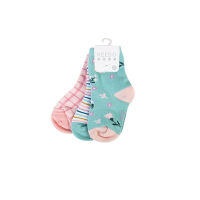 Baby Girls Alida 3-Pack Socks