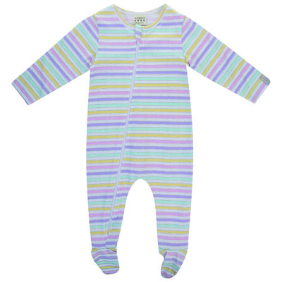 Baby Girls Julia Stripe Zippy Grow