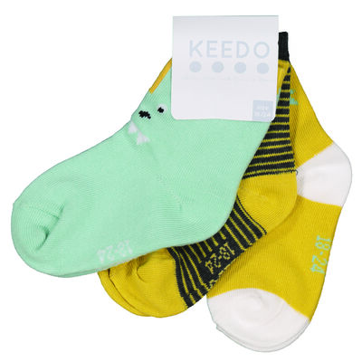 Baby Boys Roar Sock Pack